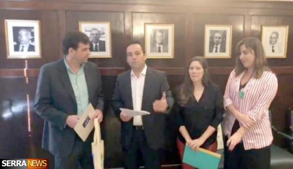 MIGUEL PEREIRA AGORA PARTICIPA DO LIGHT RECICLA