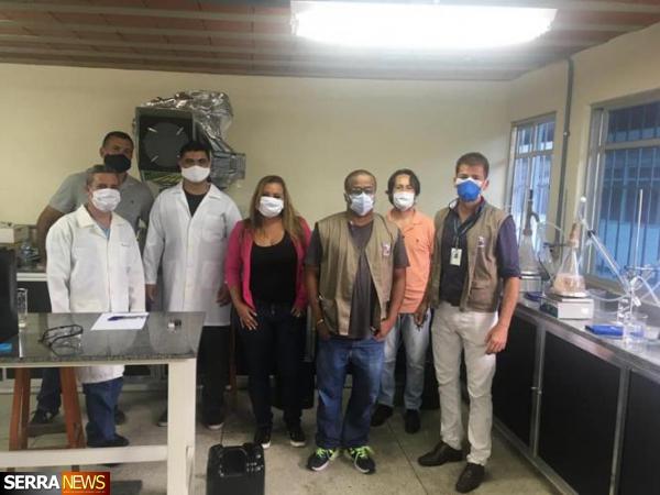 Vassouras contra o Coronavírus