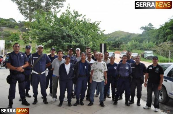 Guarda Municipal para em Miguel Pereira