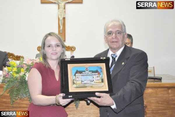 Câmara homenageia cidadãos de Miguel Pereira