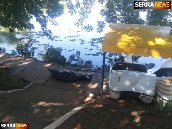 Encontrado Corpo de Homem no Lago de Javary