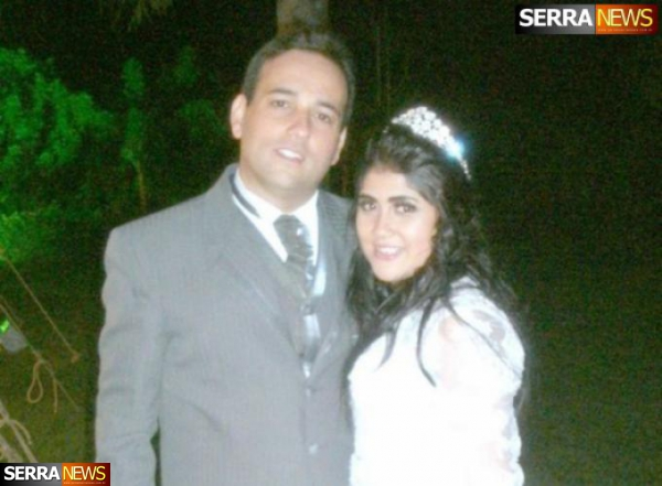 O casamento de André Português e Jaciara