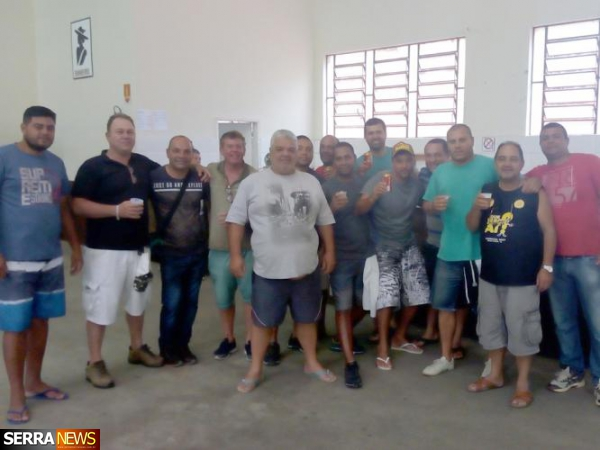 TORNEIO ESTADUAL DE TRINCA FERRO FIBRA EM MIGUEL PEREIRA