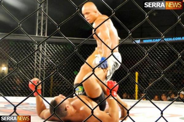 MMA agita o fim de semana em Miguel Pereira