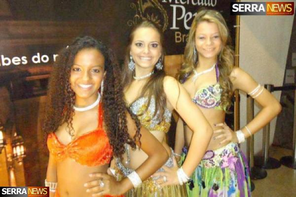 Cia de Dança de Vassouras brilha em Festival