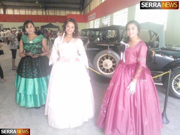FENART recebeu o 5º Encontro de Carros Antigos da Serra Azu