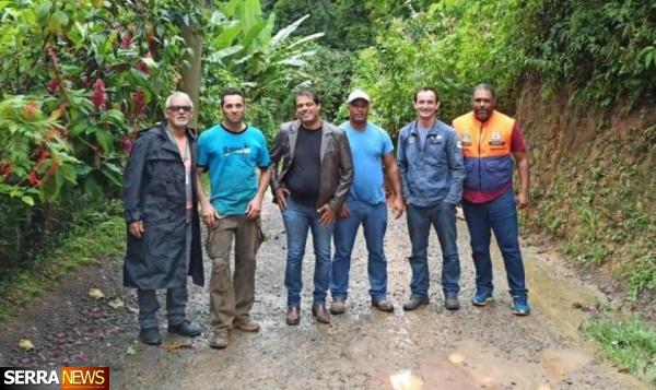 Prefeitura de Paulo de Frontin toma medidas eficazes para reparar os danos causados pela chuva