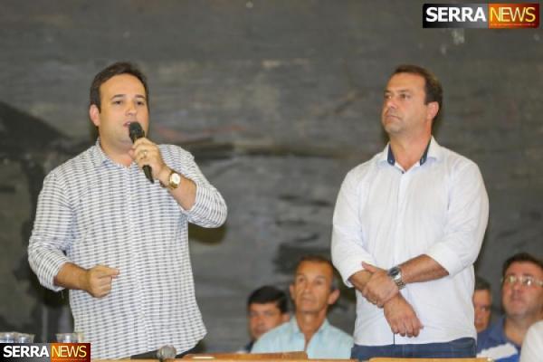 NOVA GESTÃO DA PREFEITURA MUNICIPAL DE MIGUEL PEREIRA DÁ BOAS VINDAS AO FUNCIONALISMO