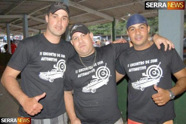 II Encontro de som lota Javary em Miguel Pereira