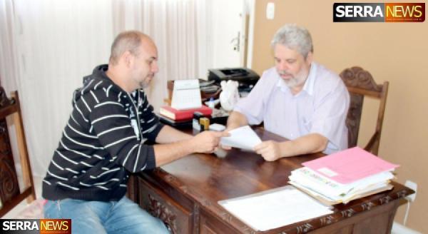 GOVERNADOR PORTELA RECEBERÁ CAIXA ELETRÔNICO