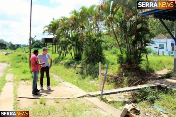 Continuação das obras na via férrea é cobrada pela Prefeitura