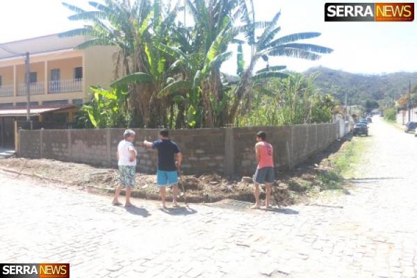 Moradores do bairro Recreio sofrem com a chuva