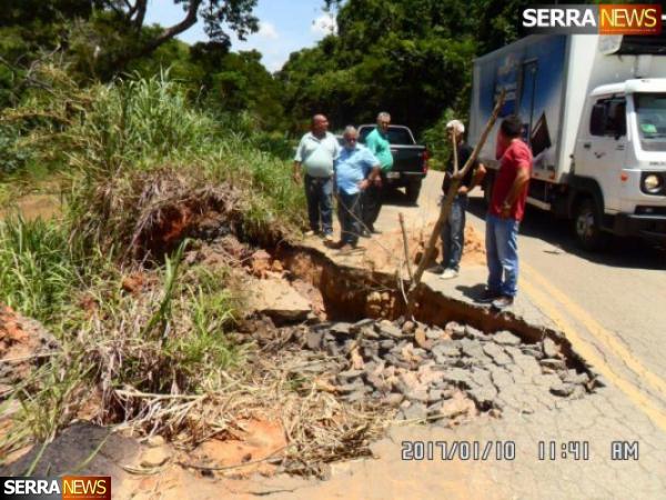 Prefeito Juninho mostra preocupação com as fortes chuvas de verão que castiga a cidade nos meses de janeiro e fevereiro