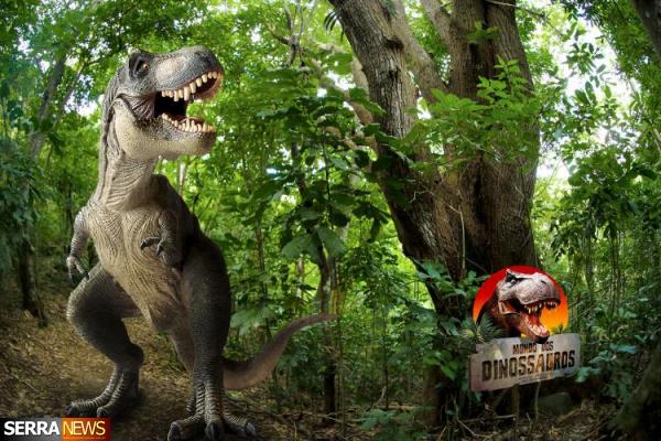 Parque Mundo dos Dinossauros