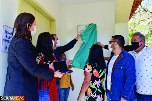 Prefeito Juninho inaugura farmácia municipal no bairro da Maravilha
