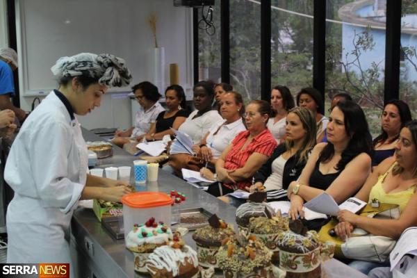 OFICINAS DE PANIFICAÇÃO SÃO OFERECIDAS GRATUITAMENTE EM TRÊS RIOS A PARTIR DE AMANHÃ
