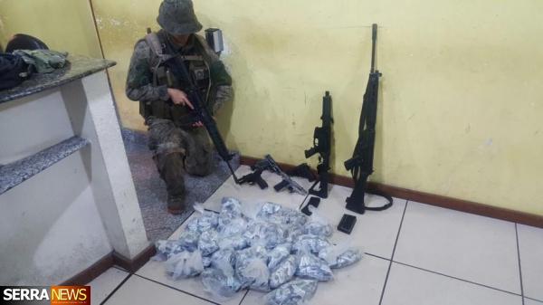 Angra dos Reis é a 4ª cidade com mais registros de tiroteio no estado do RJ