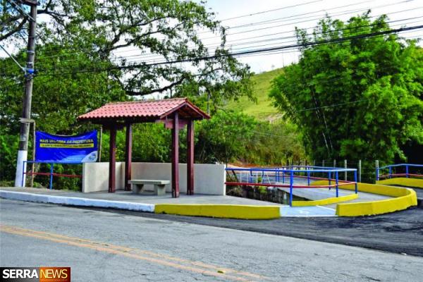 Prefeito Juninho inaugura obra de reforma da Ponte do Bibi