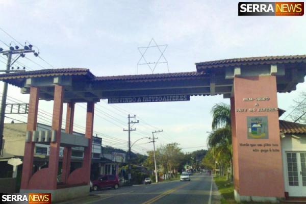 Polícia realiza ação para combater o tráfico de drogas em Paty do Alferes