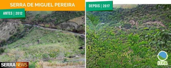 2018: A CIDADE GANHA UMA SERRA + VERDE